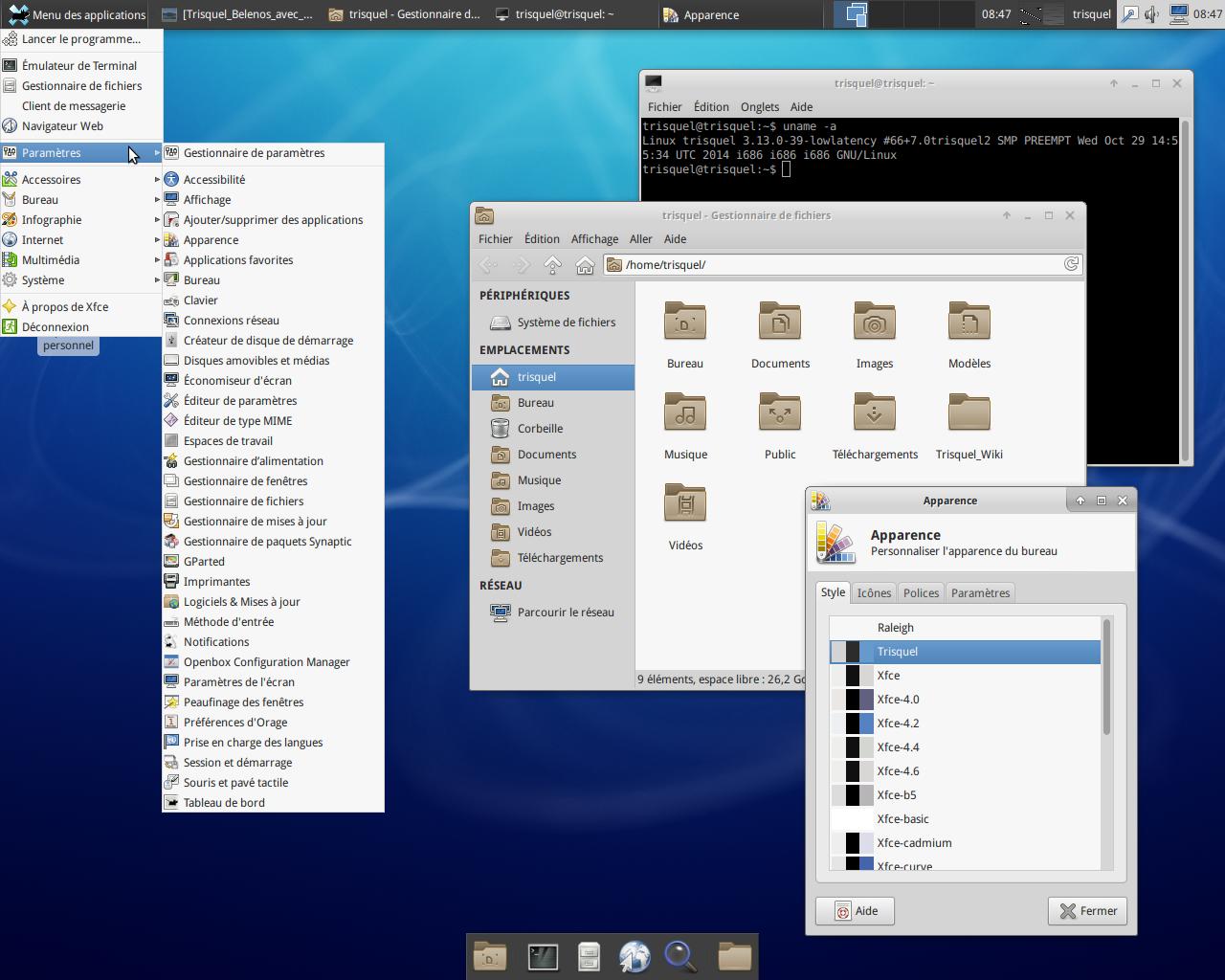 installing-xfce   Trisquel GNU/Linux - Run free!