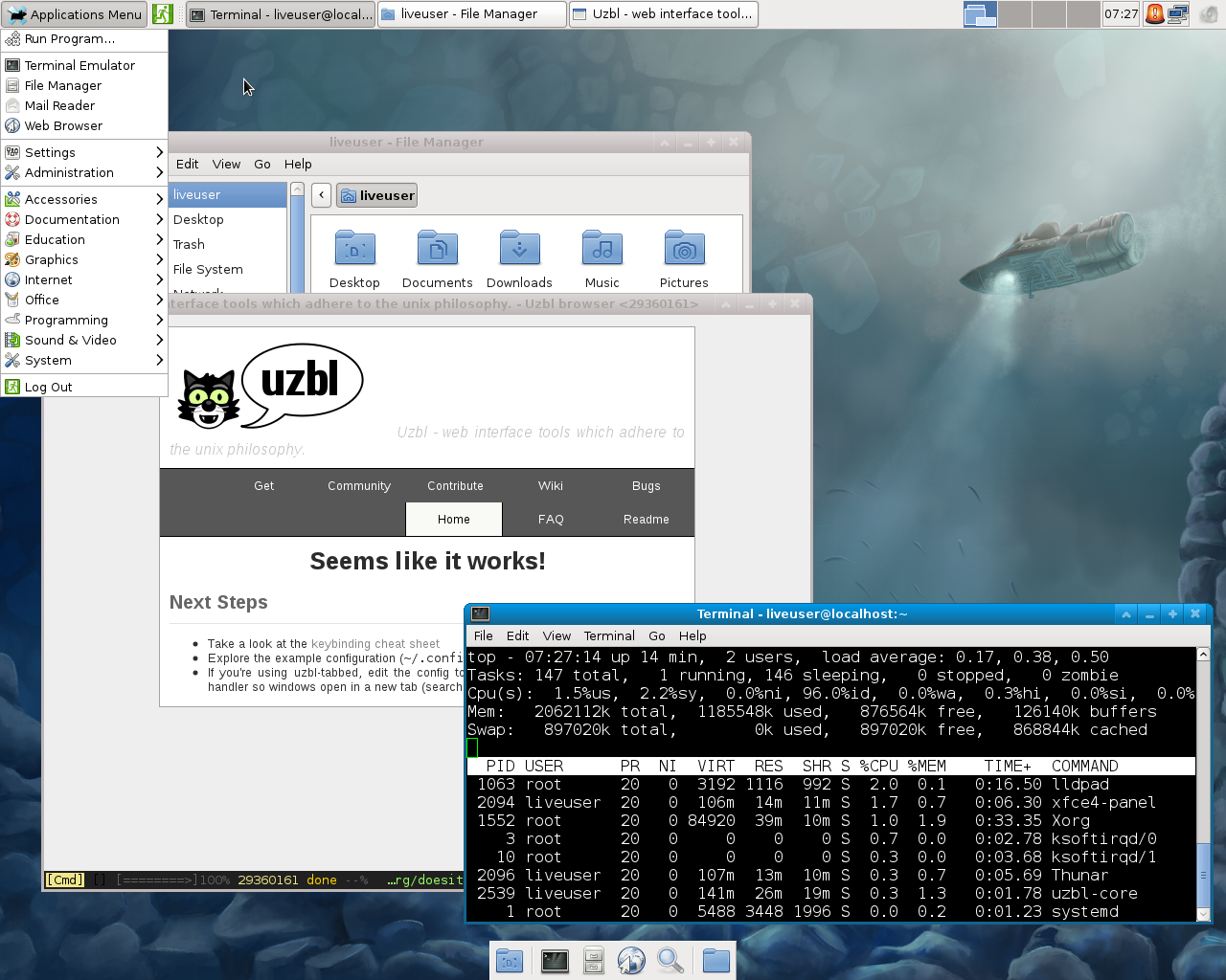 Share Your Desktop! 3 | Trisquel GNU/Linux - Run free!