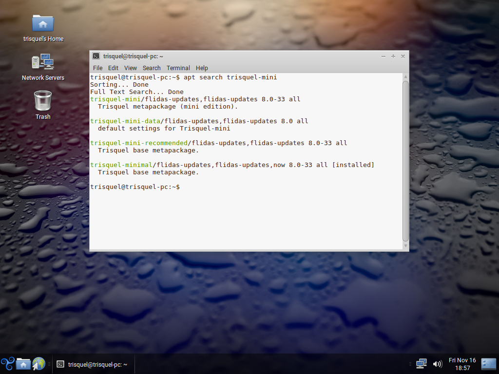 solved a problem with lxde | Trisquel GNU/Linux - Run free!