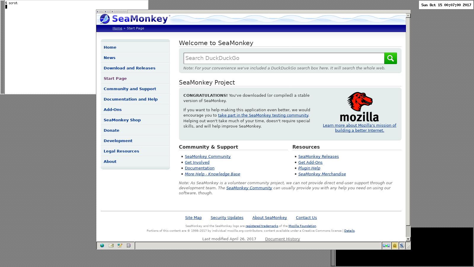 Share Your Desktop! (5) | Trisquel GNU/Linux - Run free!