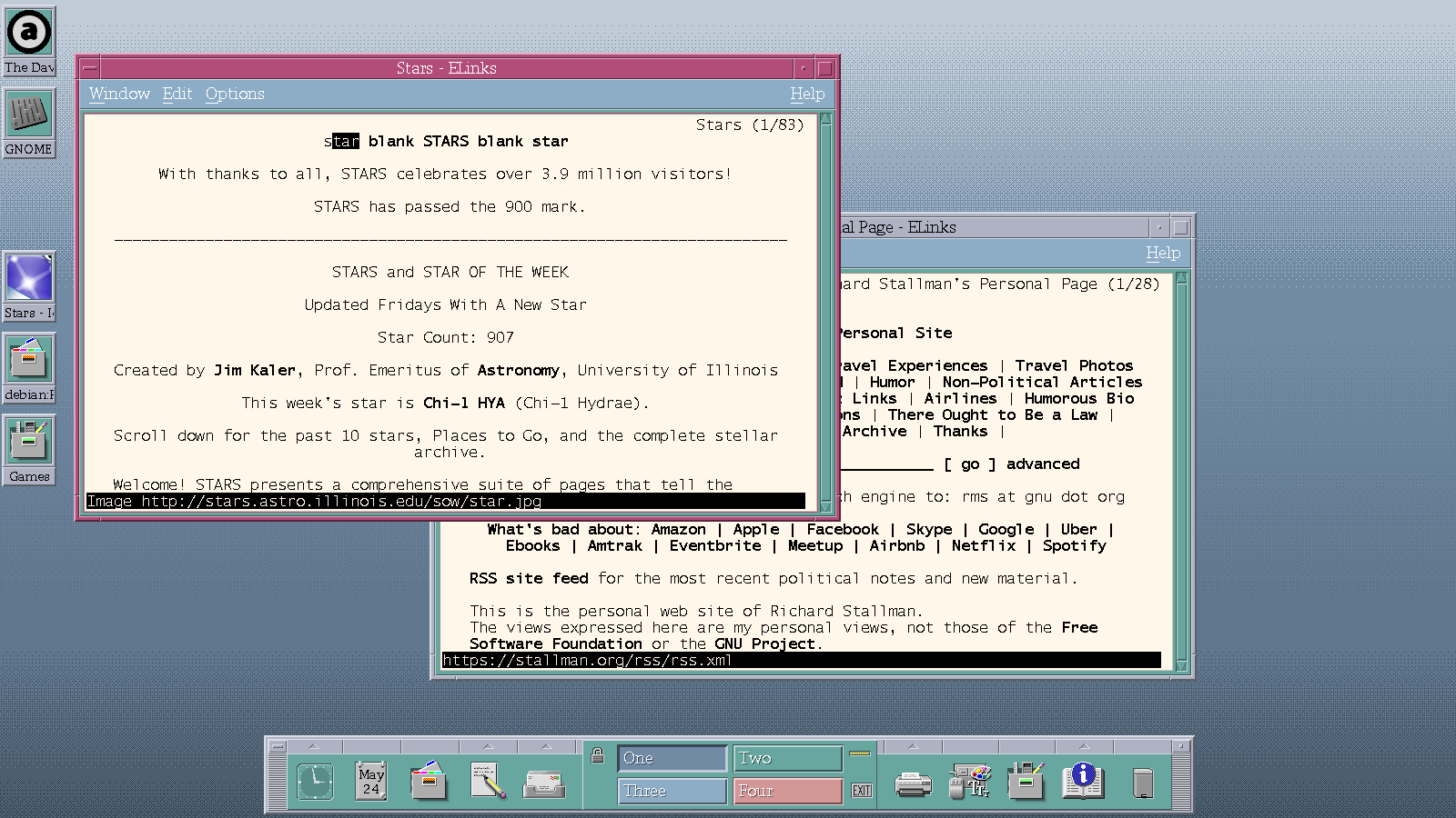 CDE -- Common Desktop Environment | Trisquel GNU/Linux - Run