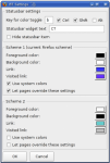 Color toggle