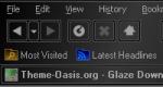Glaze Black