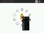 La pantalla principal de Sugar