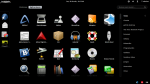 Selector de ventanas y aplicaciones: Todos los programas