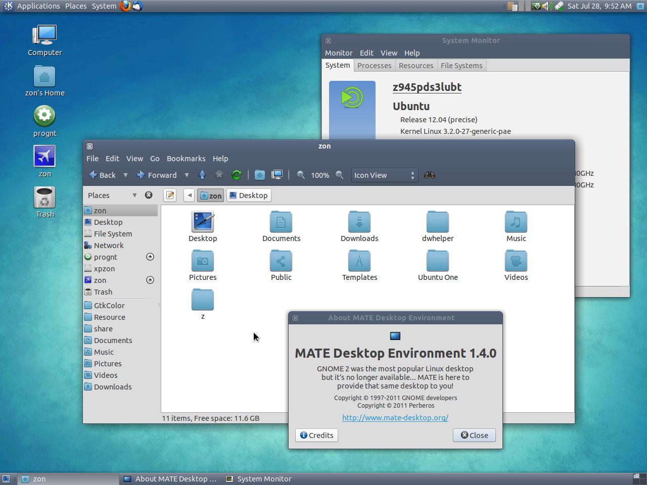 Instalar mate en trisquel | Trisquel GNU/Linux - ¡Va por libre!