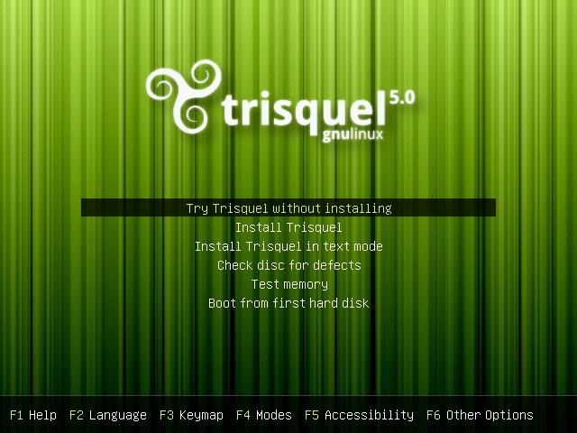 Trisquel 5.0
